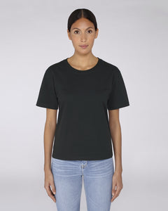 STTW010C STELLA FRINGES THE WOMEN'S HEAVY T-SHIRT / COLORS