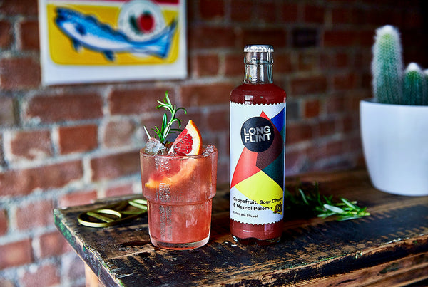 Grapefruit, Sour Cherry & Mezcal Paloma Price