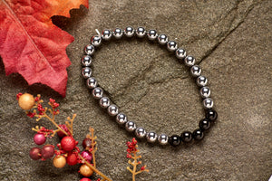 Find Yourself through Grounding Bracelet