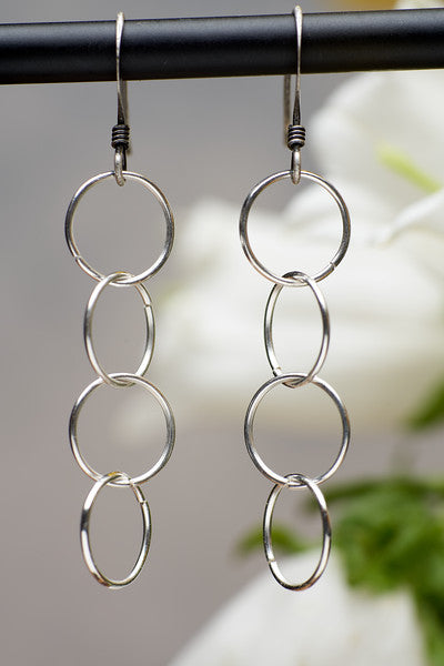 Simple Circles Earrings
