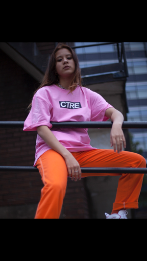 Coterie Block Tee Female