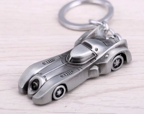 Image of 2 Colors The Dark Knight Man V Superman Alloy Pendant Toy Keyring - Accessories