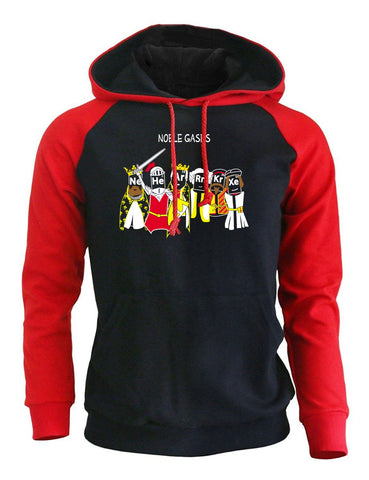 Image of Noble Gasea Funny Print Men's Hoodie