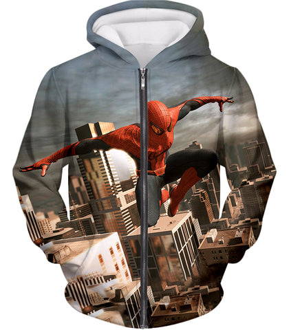 Image of Amazing Spiderman 3D Action Jacket SP022
