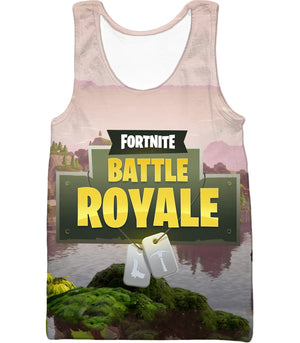 Fortnite Tank Top Battle Royale Gameplay Promo