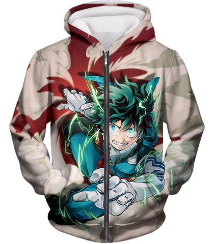 My Hero Academia One for All Hero Academia Deku T-Shirt MHA042