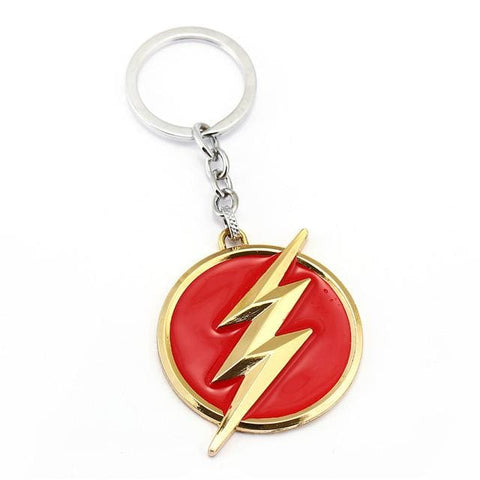 Image of Justice League Chaveiro Car Keychain Christmas Gifts-OtakuPlan