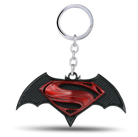 Image of The Avengers Batman Superman Key Chain Super hero Pendant Keychain-OtakuPlan