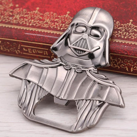 Image of Star wars darth vader keychain bottle opener metal Alloy keyring-OtakuPlan
