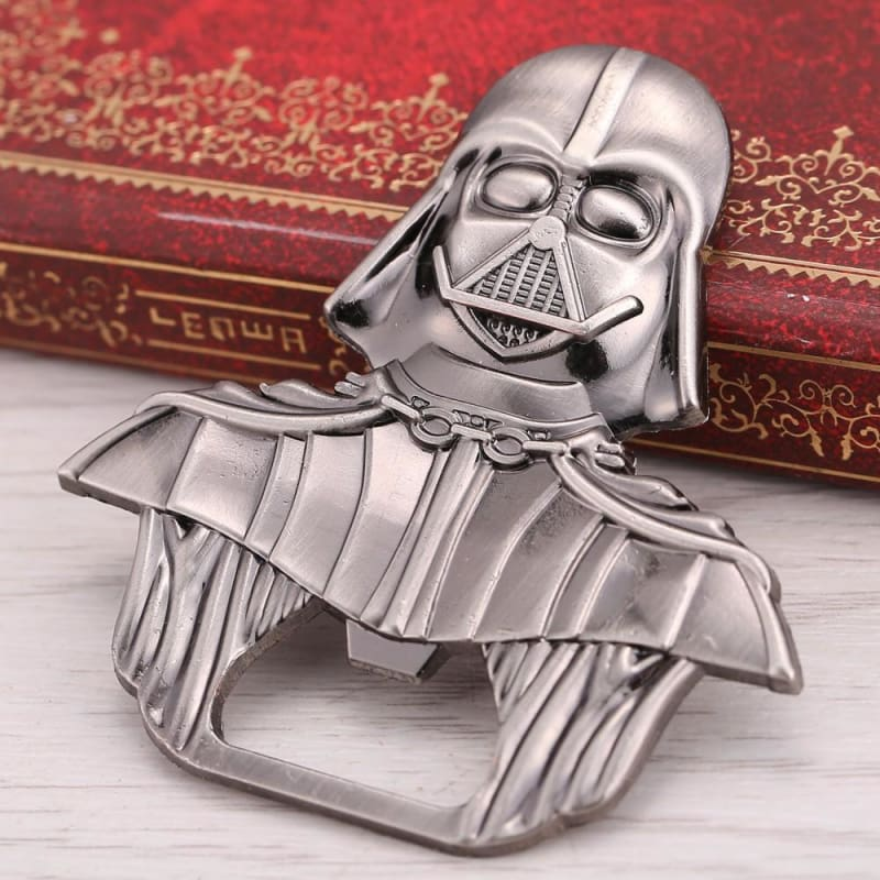 Star wars darth vader keychain bottle opener metal Alloy keyring-OtakuPlan