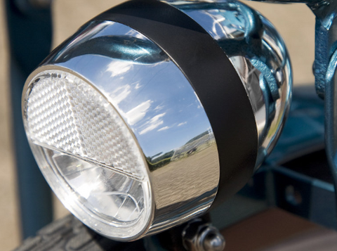 Cortina transportfiets koplamp