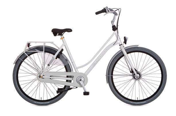 Cortina Roots N7 2015 Dames-White pearl-56 cm - Fietsenconcurrent.nl