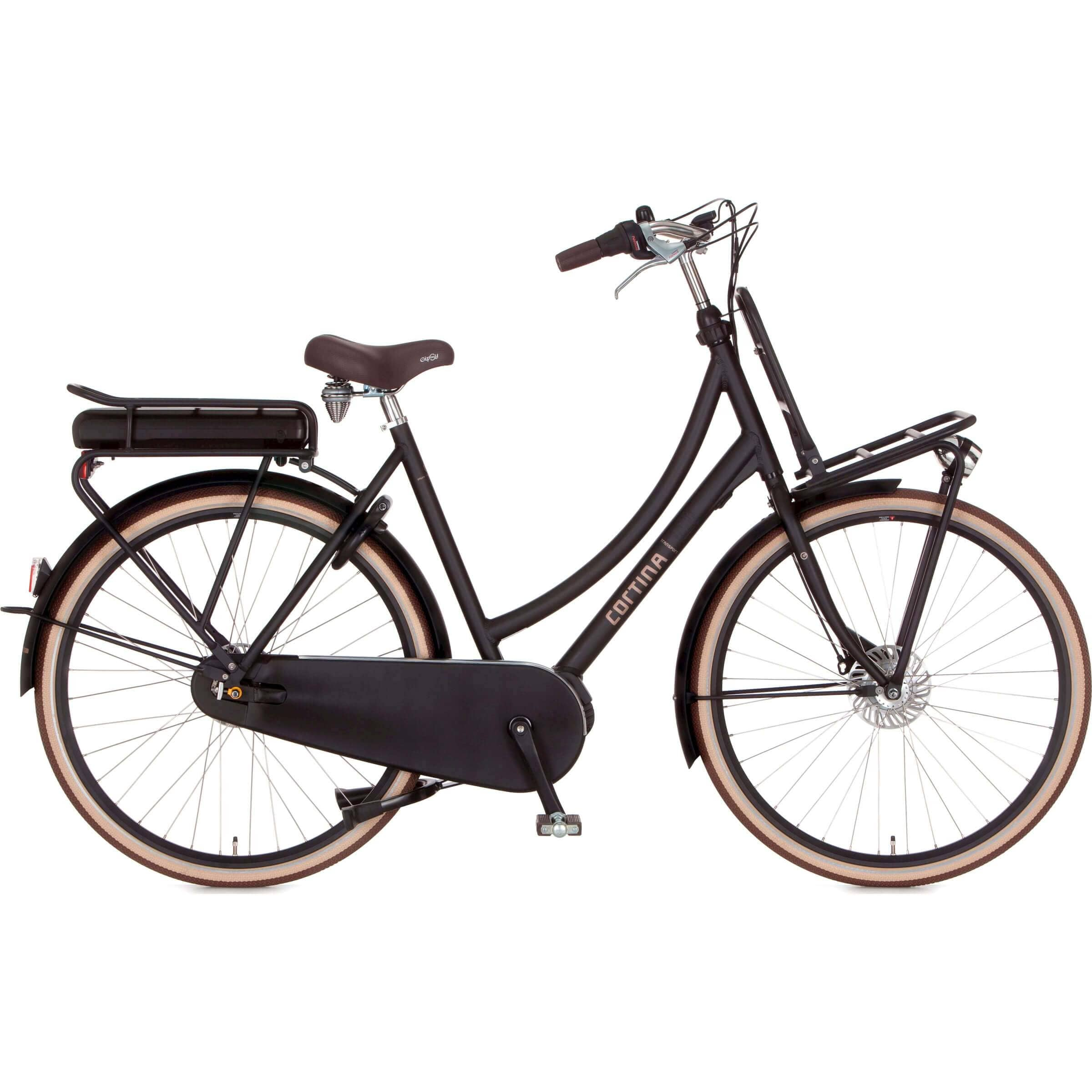 Cortina E-U4 Transport MM N8 2020 Dames - Fietsenconcurrent.nl