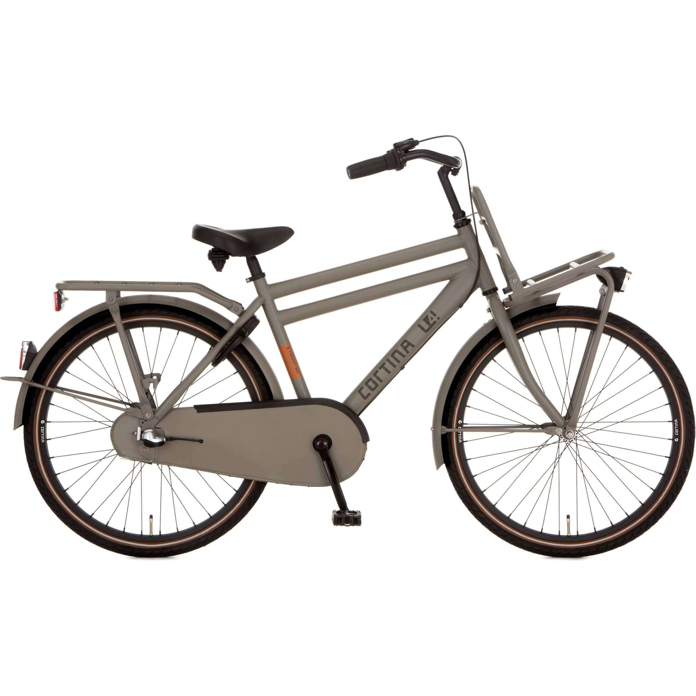 Cortina U4 Transport Solid Mini RN3 26 inch 2020 Jongens - Fietsenconcurrent.nl