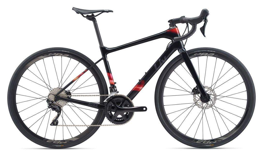 Giant Avail Advanced 2 2020 Dames - Fietsenconcurrent.nl