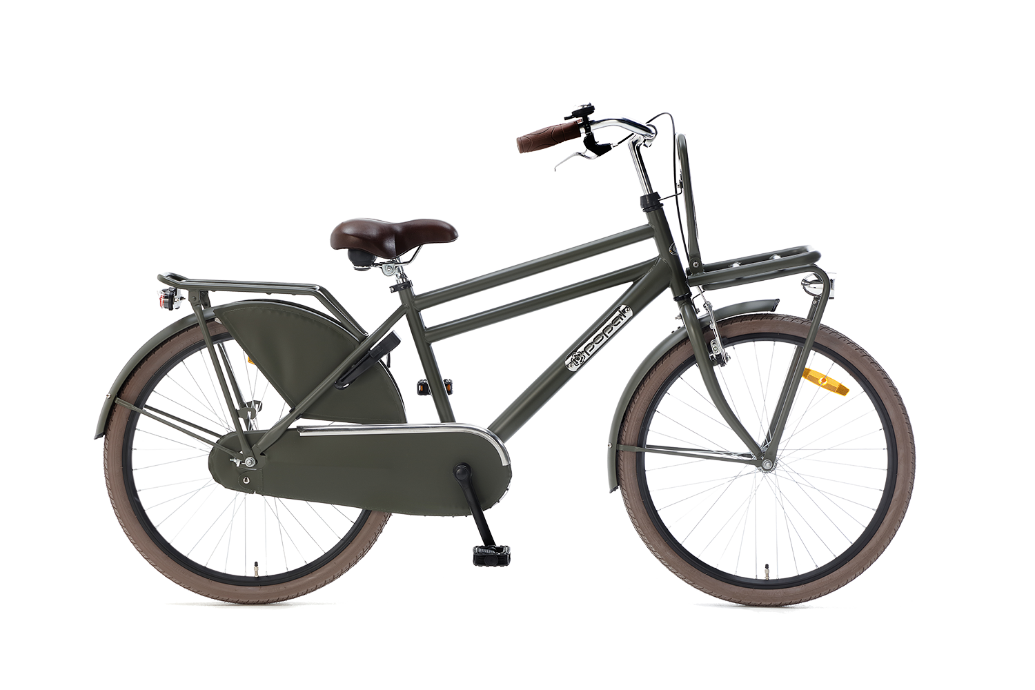 Popal Daily Dutch Basic 24 inch 2021 Jongens - Fietsenconcurrent.nl