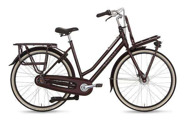 Gazelle HeavyDutyNL T7 2015 Dames-Port Royal-49 cm - Fietsenconcurrent.nl