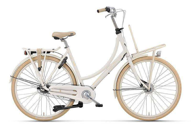 Batavus Diva Plus N3 2015 Dames Antraciet