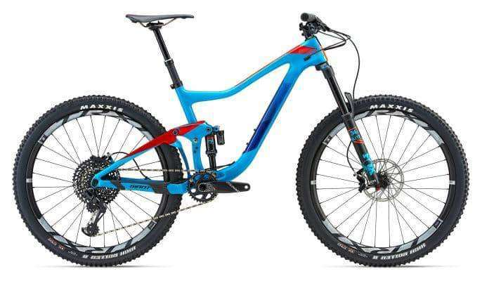 Giant Trance Advanced 1 2018 Heren