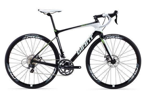 Giant Defy Advanced 2 LTD 2015 Heren - Fietsenconcurrent.nl