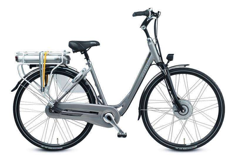 Sparta E-Motion C3 2015 Lage Instap old grey