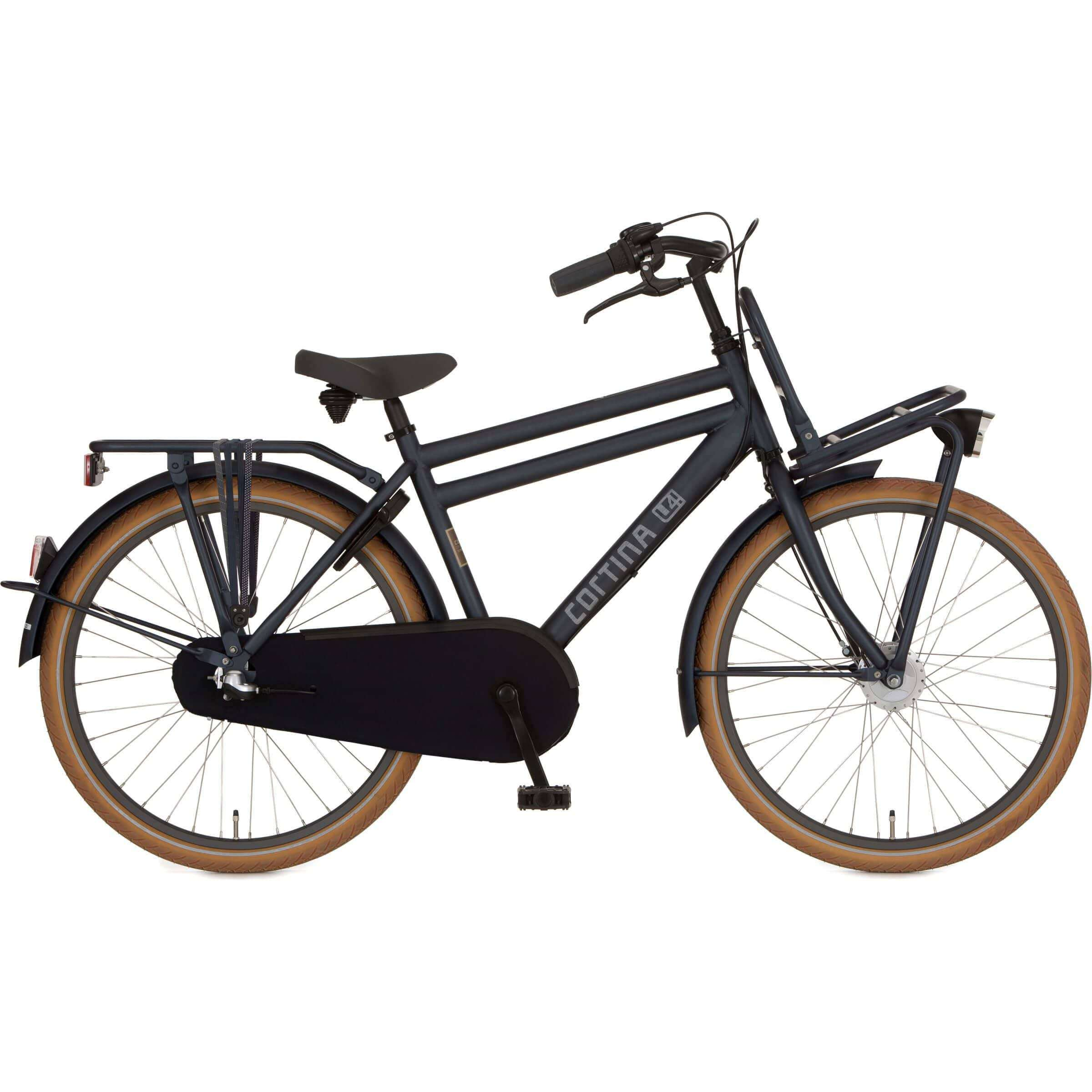 Cortina U4 Transport Mini Denim R3T 24 Inch 2019 Jongens - Fietsenconcurrent.nl
