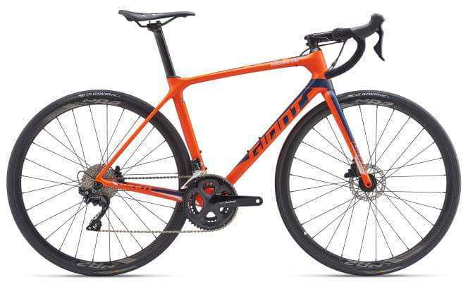 Giant TCR Advanced 2 Disc 2019 Heren - Fietsenconcurrent.nl