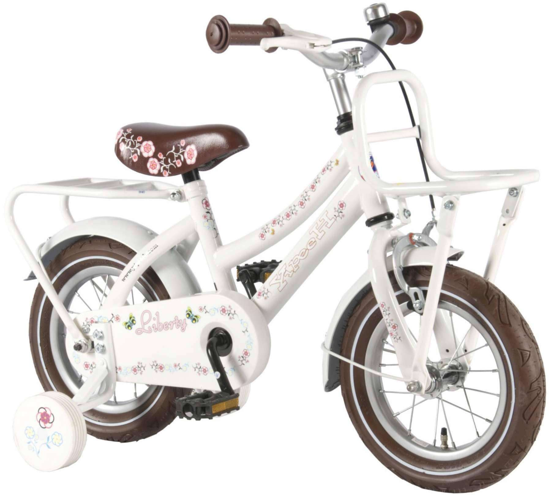 Volare Yipeeh Liberty Girl 12 inch 2019 Meisjes - Fietsenconcurrent.nl