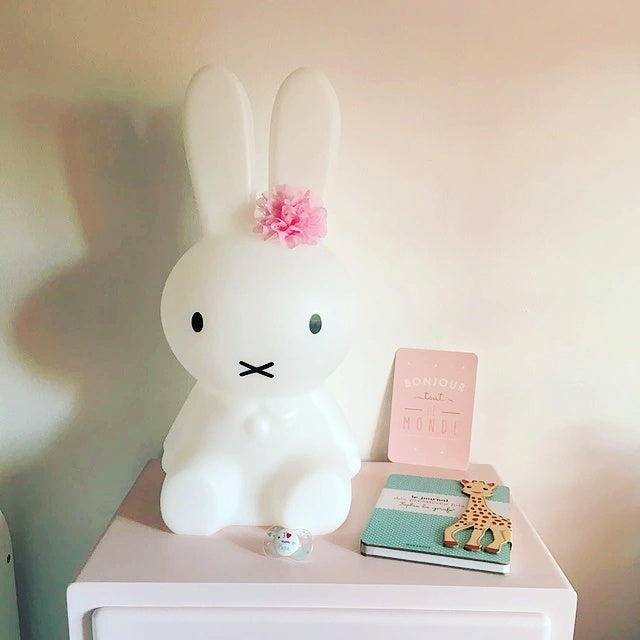 Maxi Veilleuse Lapin Miffy Lilly Belly