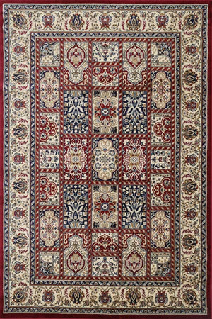 Heritage Majestic Red Rug