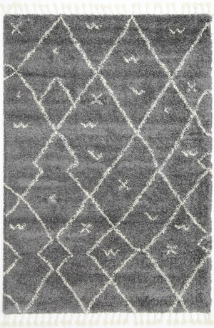 Safi Magical Grey Cream Rug
