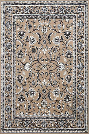 Toulouse Rug Traditional Beige Rug