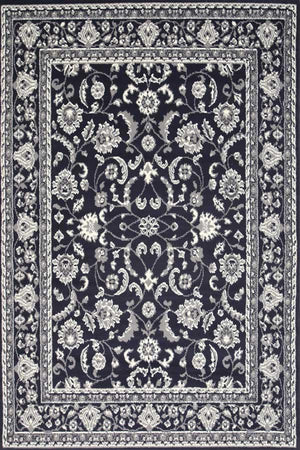 Toulouse Rug Traditional Navy Rug