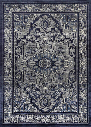 Chambery Hidden Gem Navy Rug