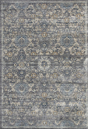 Meren Magic Flower Dance Grey Classic Rug