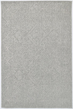 Sorrento Sefrou Light Grey Cream Indoor/Outdoor Rug