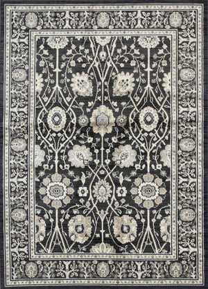 Chambery Sunflower Grey Rug