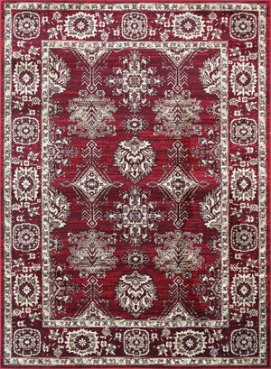 Chambery Inca Field Red Rug