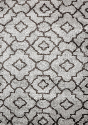 Alexander Shag Light Grey Rug