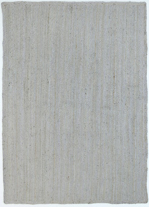Moselle Silver Jute Rug