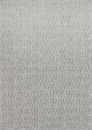 Calais Simple  Grey Blue Rug