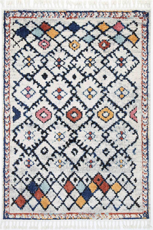 Sahara Dream Boho Style Multi Rug