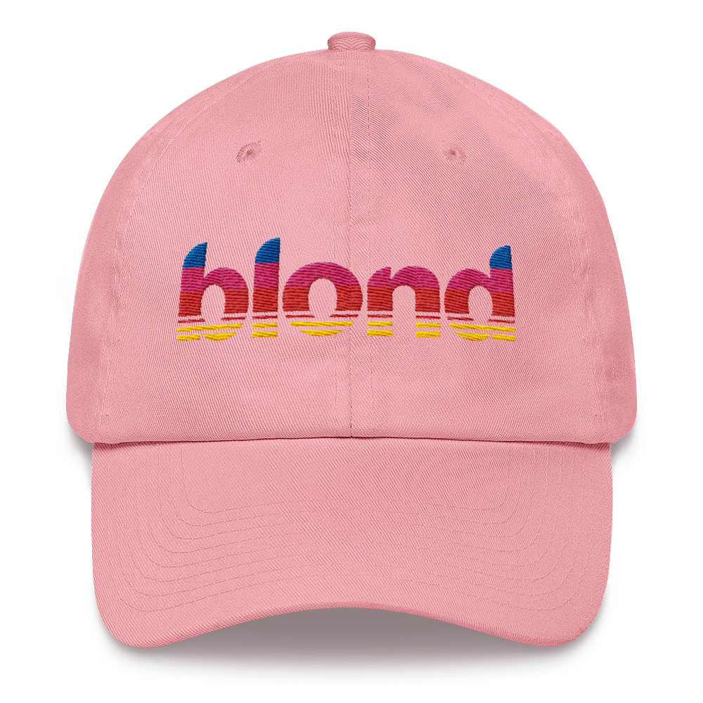 Blonde Dad Hat