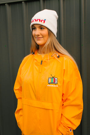 Channel Orange Champion Windbreaker