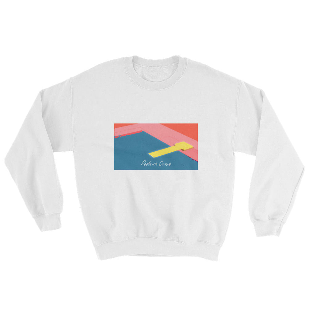 Self Control Sweatshirt Blue