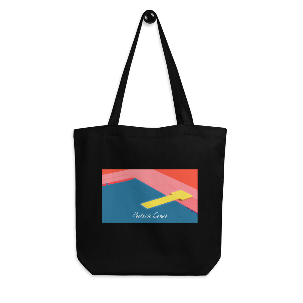 Self Control Tote Bag Blue