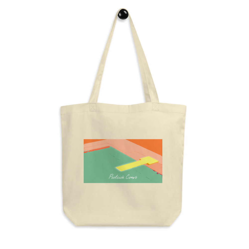 Self Control Tote Bag Green