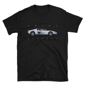 White Ferrari T-Shirt