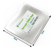 10 x 15 cm Vacuum Food Sealer Bags (100s)