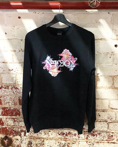[PRE ORDER NOW AVAILABLE] Embroidery Koi Fish Crewneck